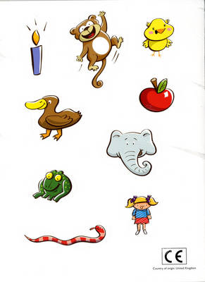 Jamboree Storytime Level A: Sticker Pack by