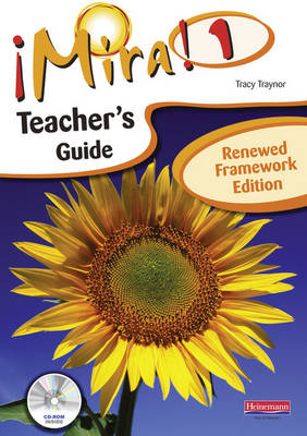 Mira 1 Teacher's Guide by Tracy Traynor
