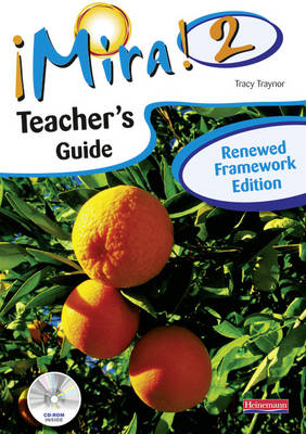 Mira 2 Teacher's Guide Renewed Framework Edition by Tracy Traynor