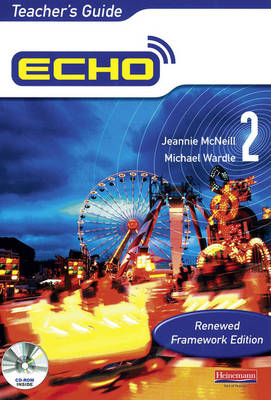 Echo Express 2 Teacher's Guide Renewed by Jeannie McNeill, Michael Wardle