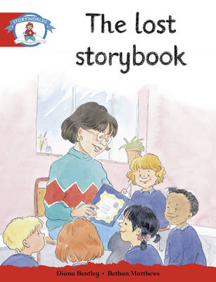 Literacy Edition Storyworlds Stage 1, Our World, the Lost Story Book by