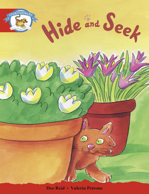 Literacy Edition Storyworlds Stage 1, Animal World, Hide and Seek by