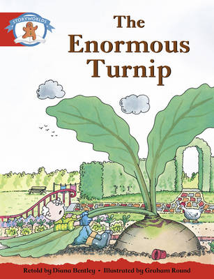 Literacy Edition Storyworlds 1, Once Upon a Time World, the Enormous Turnip by