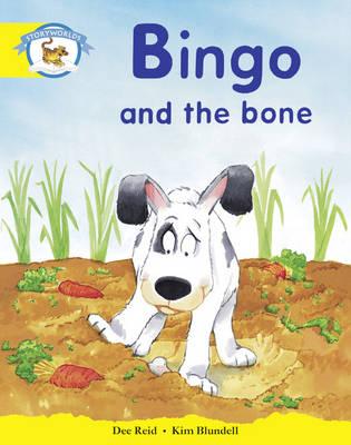 Literacy Edition Storyworlds Stage 2 Animal World, Bingo and the Bone by Dee Reid