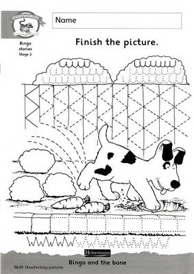 Storyworlds Reception/P1 Stage 2, Animal World, Workbook (8 Pack) by