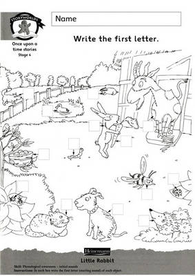 Storyworlds Year1/P2 Stage 4, Once Upon a Time World Workbook by Diana Bentley, Dee Reid