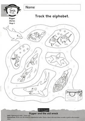 Storyworlds Year 1/P2 Stage 5, Animal World, Workbook by