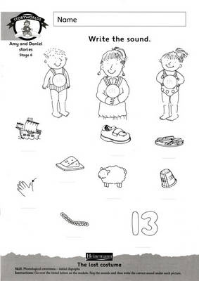 Storyworlds Year1/P2 Stage 6, Our World, Workbook by