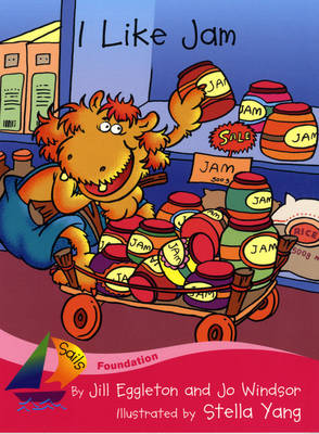 Sails Foundation Pink Band Set B and Reader Set by Jill Eggleton, J. Windsor