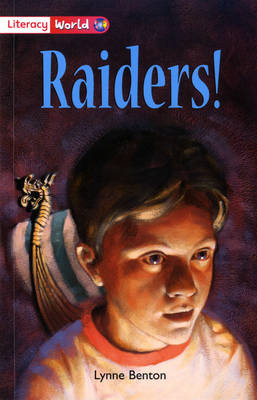 Literacy World Stage 2 Fiction: Raiders (6 Pack) by