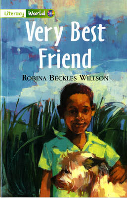 Literacy World Fiction Stage 3 Very Best Friend (6 Pack) by