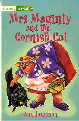 Literacy World Stage 3 Fiction: Mrs Maginty and the Cornish Cat (6 Pack) by Ann Jungman
