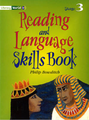 Literacy World Fiction Stage 3 Skills Book (Single) by Philip Bowditch