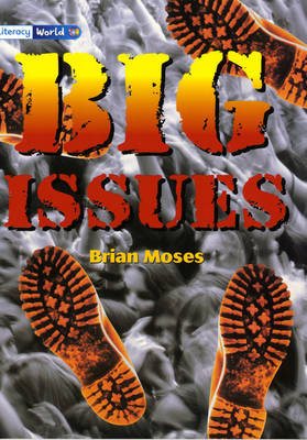 Literacy World Stage 4 Non-Fiction: Big Issues (6 Pack) by