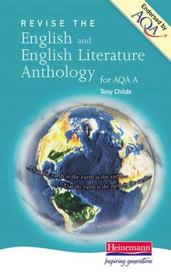 A Revise English & English Literature Anthology for AQA by Tony Childs, Imelda Pilgrim