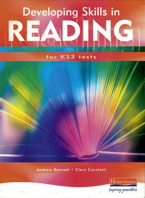 Developing Skills in Reading Student Book by Andrew Bennett, Clare Constant
