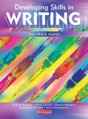 Developing Skills in Writing Pupils Book by Andrew Bennet, Brian Conroy, Alice Washbourne