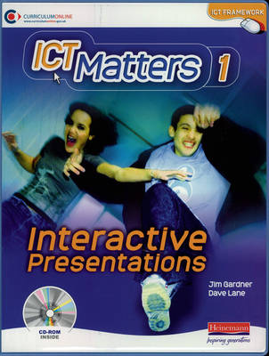 ICT Matters Interactive Presentations Software Package Year 7 by