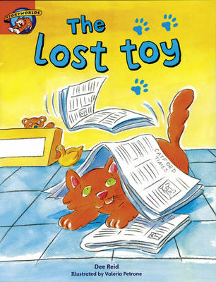 Storyworlds Reception/P1 Stage 1, Animal World, the Lost Toy (6 Pack) by