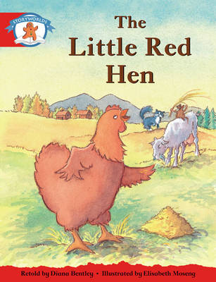 Storyworlds Reception/P1 Stage 1, Once Upon a Time World, the Little Red Hen (6 Pack) by