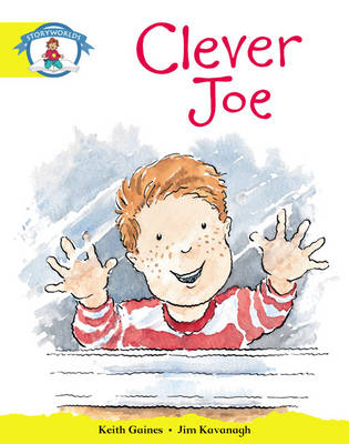 Storyworlds Reception/P1 Stage 2, Our World, Clever Joe (6 Pack) by