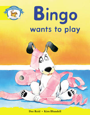 Storyworlds Reception/P1 Stage 2, Animal World, Bingo Wants to Play (6 Pack) by Dee Reid