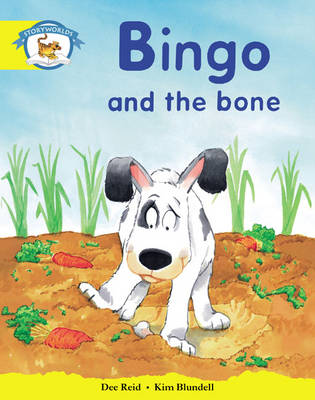 Storyworlds Reception/P1 Stage 2, Animal World, Bingo and the Bone (6 Pack) by Dee Reid