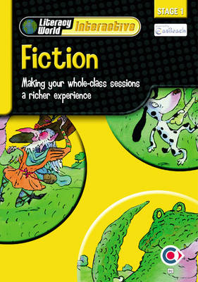 Literacy World Interactive Stage 1 Fiction: Software Multi User Scotland/NI by