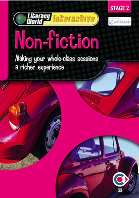 Literacy World Interactive Stage 2 Non-Fiction: Software Multi User Pack Scotland/NI by