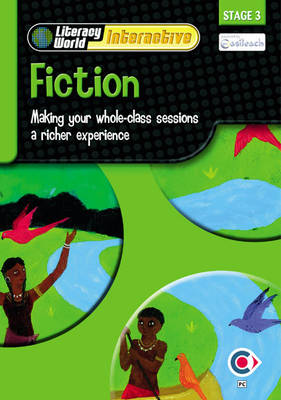 Literacy World Interactive Stage 3 Fiction: Software Multi User Pack Scotland/NI by
