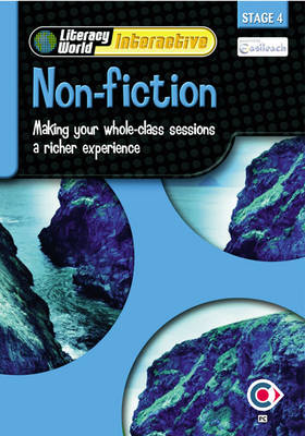 Literacy World Interactive Stage 4 Non-Fiction: Software Multi User Pack Scotland/NI by