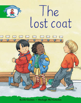 Storyworlds Reception/P1 Stage 3, Our World, the Lost Coat (6 Pack) by
