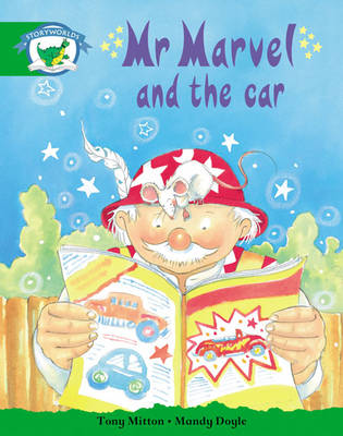 Storyworlds Reception/P1 Stage 3, Fantasy World, Mr Marvel and the Car (6 Pack) by