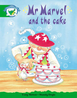 Storyworlds Reception/P1 Stage 3, Fantasy World, Mr Marvel and the Cake (6 Pack) by