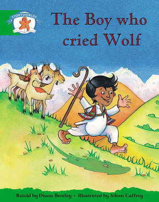Storyworlds Reception/P1 Stage 3, Once Upon a Time World, the Boy Who Cried Wolf (6 Pack) by