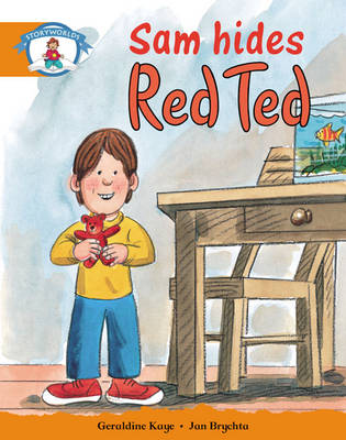 Storyworlds Yr1/P2 Stage 4, Our World, Sam Hides Red Ted (6 Pack) by