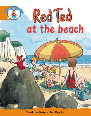 Storyworlds Yr1/P2 Stage 4, Our World, Red Ted at the Beach (6 Pack) by