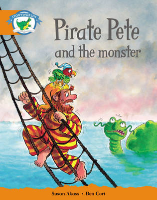 Storyworlds Yr1/P2 Stage 4, Fantasy World Pirate Pete and the Monster (6 Pack) by