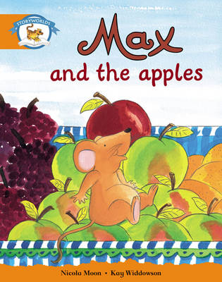 Storyworlds Yr1/P2 Stage 4, Animal World, Max and the Apples (6 Pack) by