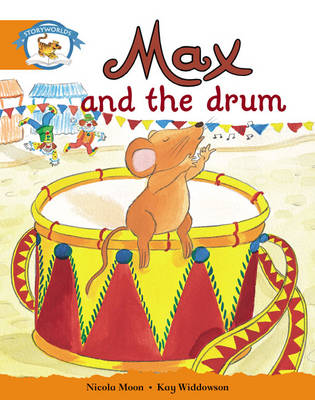 Storyworlds Yr1/P2 Stage 4, Animal World, Max and the Drum (6 Pack) by