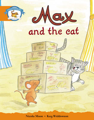 Storyworlds Yr1/P2 Stage 4, Animal World, Max and the Cat (6 Pack) by