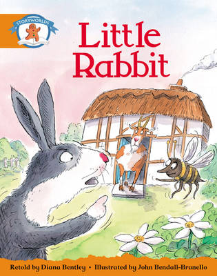 Storyworlds Yr1/P2 Stage 4, Once Upon a Time World, Little Rabbit (6 Pack) by