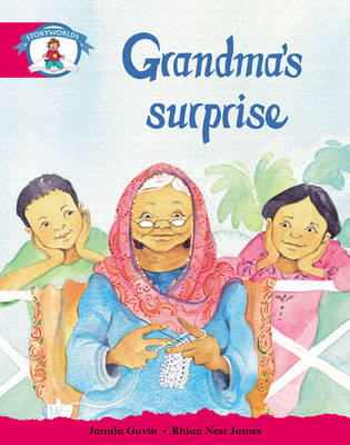 Storyworlds Yr1/P2 Stage 5, Our World, Grandma's Surprise (6 Pack) by