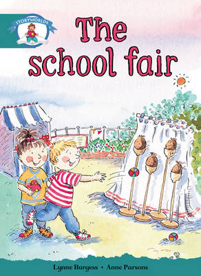 Storyworlds Yr1/P2 Stage 6, Our World, the School Fair (6 Pack) by