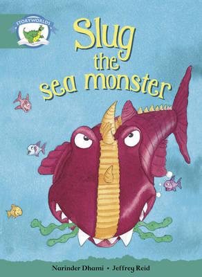 Storyworlds Yr1/P2 Stage 6, Fantasy World, Slug the Sea Monster (6 Pack) by