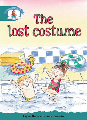 Storyworlds Yr1/P2 Stage 6, Our World, the Lost Costume (6 Pack) by