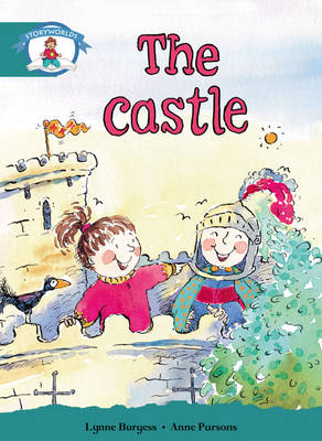 Storyworlds Yr1/P2 Stage 6, Our World, the Castle (6 Pack) by