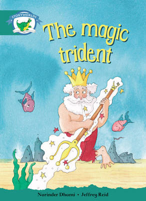 Storyworlds Yr1/P2 Stage 6, Fantasy World, the Magic Trident (6 Pack) by