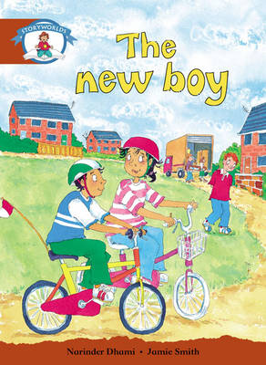 Literacy Edition Storyworlds Stage 7, Our World, the New Boy 6 Pack by