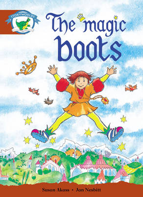 Literacy Edition Storyworlds Stage 7, Fantasy World, the Magic Boots 6 Pack by